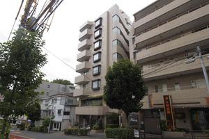 第2東亜弥生マンションの外観