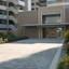 ライオンズタワー竹の塚ガーデンのエントランス