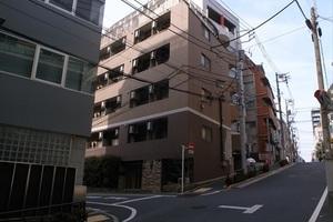 プレール御茶ノ水弐番館の外観