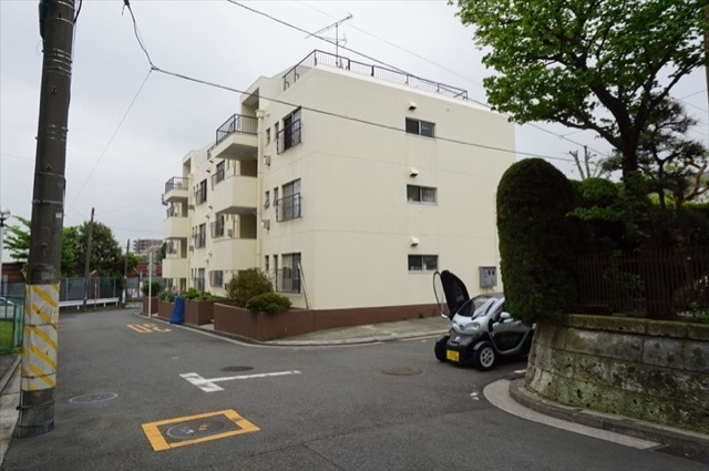 新桜ヶ丘コーポの外観