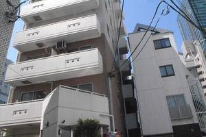 セブンビル(新宿区)の外観