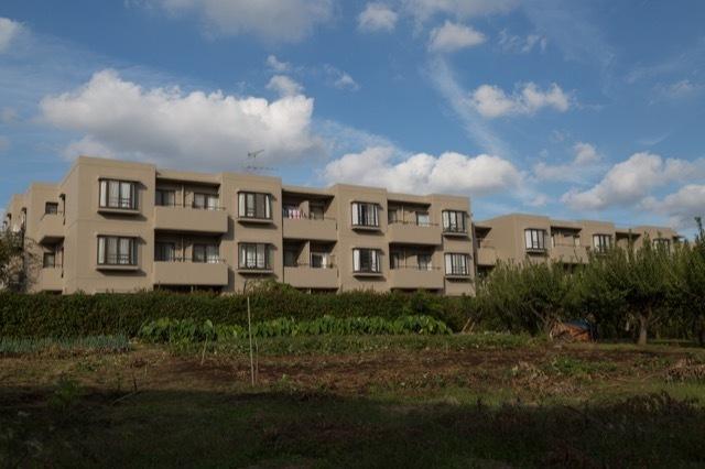 西永福タウンホームの外観
