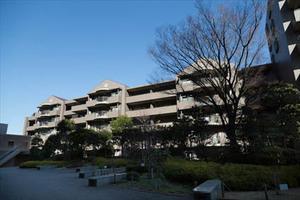 桜丘フラットの外観