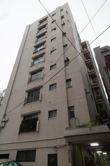 ニュー高円寺マンションの外観