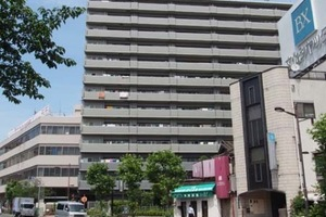 サニーコート上野の外観