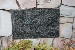 ディアナコート大岡山の看板