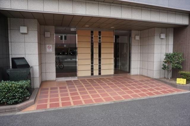 ランドステージ横浜関内のエントランス