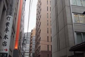 パークリュクス銀座8丁目monoの外観
