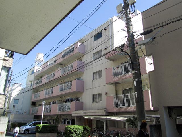 早稲田鶴巻マンション