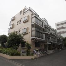 キャニオンマンション加賀町