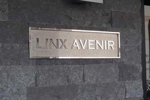 LINXAVENIR(リンクスアヴェニール)の看板