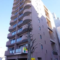 新横浜シティハイツ1番館