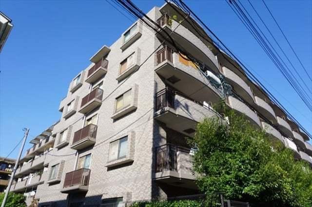 パルミナード武蔵新城