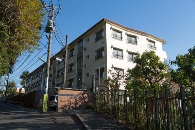 瀬田サンケイハウス(北棟・南棟)の外観