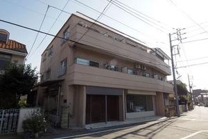 サンライズマンション(板橋区)の外観