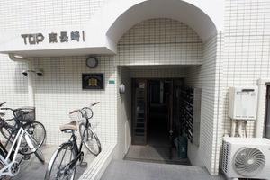 トップ東長崎のエントランス