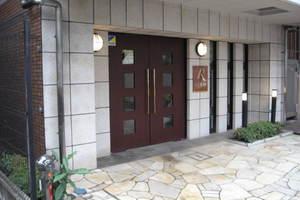 レクシオシティ高円寺のエントランス