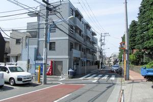 スカイコート新宿第5の外観
