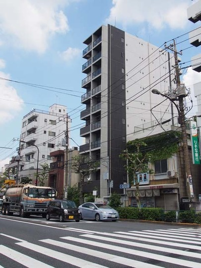 レグゼ東京ノースの外観