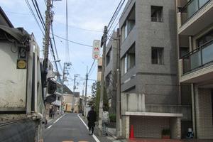 神宮前シティハウス(渋谷区)の外観