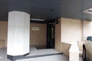 ワコーレ赤塚公園のエントランス