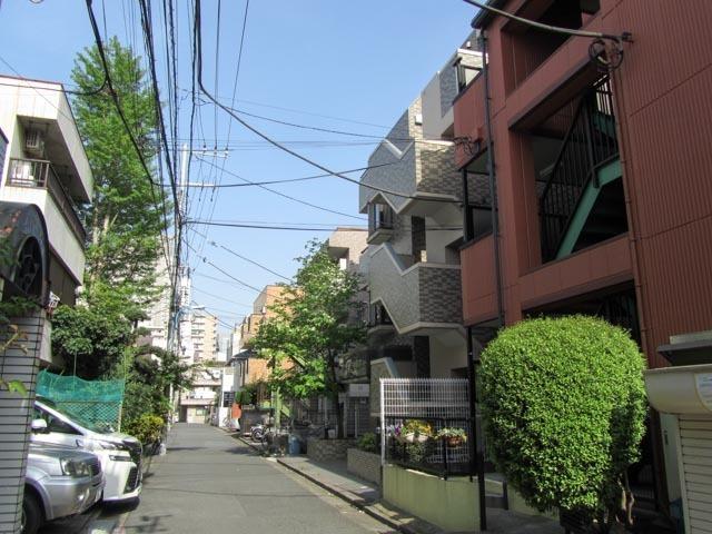 センチュリー西新宿の外観