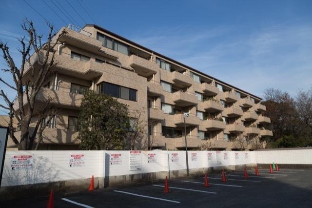 ルネ駒沢公園の外観