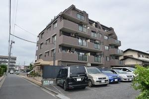 ライオンズマンション東葛西弐番館の外観