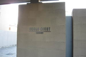 ブロードコート池上の看板
