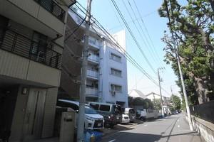 富士ビューマンション(中野区)の外観