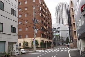 東京月島ガーデンハウスシテイフロントの外観