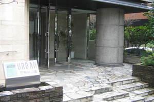 ナイスアーバン石神井公園のエントランス