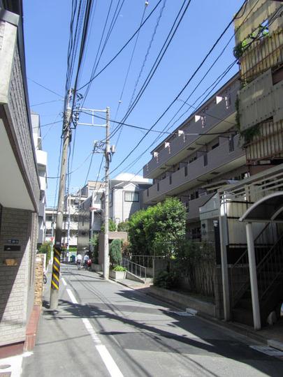 ソアブール西早稲田の外観