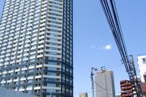 ザセンター東京の外観