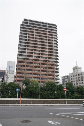 横浜シティタワー馬車道の外観