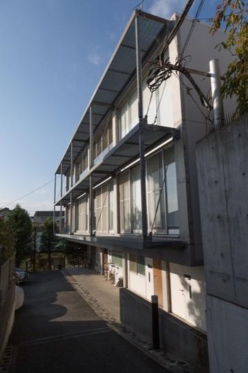 尾山台コートハウス