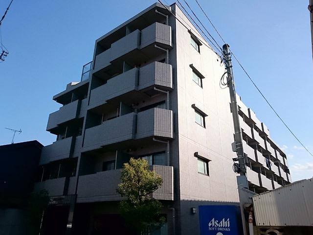 ルーブル東蒲田伍番館の外観