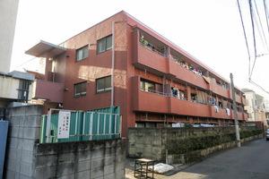 ワコー幡ヶ谷マンションA館