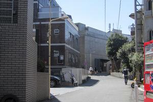 原宿コーポ別館の外観