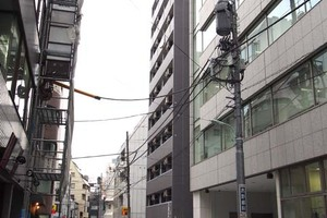 スカイコート日本橋人形町の外観