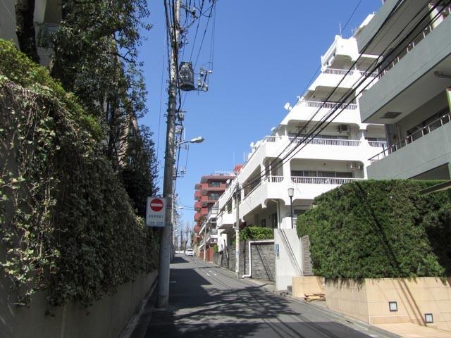 向陽ハイツ(渋谷区)の外観