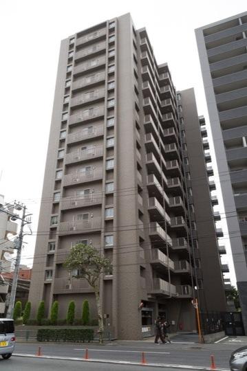 パークハウス笹塚アーバンスの外観