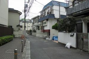 シャンブル西早稲田の外観