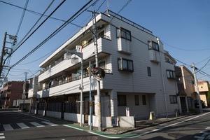 岩田新高円寺ハイツの外観