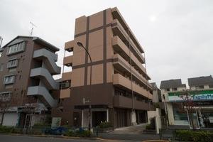 ドルチェ東京浜田山の外観