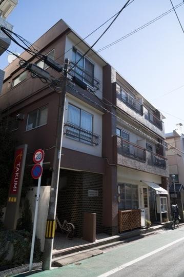 パレスマンション(三鷹市)