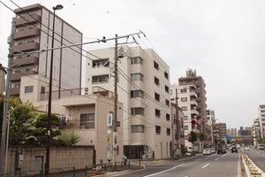 富士見コーポビアネーズの外観