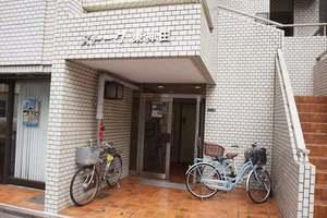 ストーク東神田のエントランス