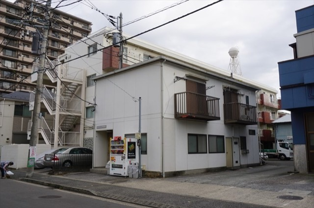 チェリーハイツ(横浜市)の外観