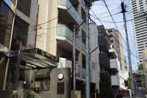 エスタシオン赤坂の外観